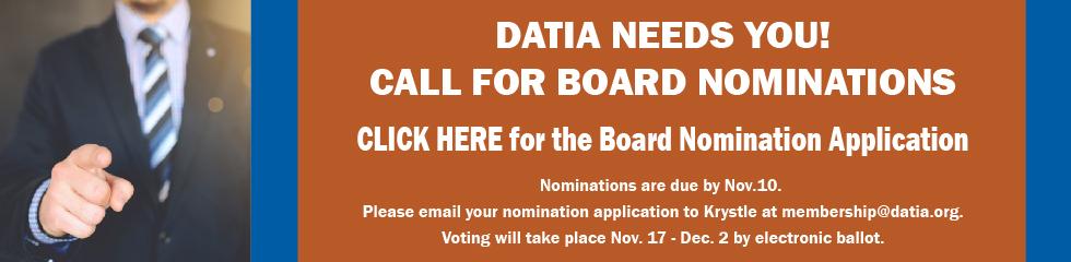 Nominations slider